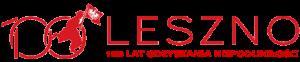 Logo 100 lat niepodległości Leszna